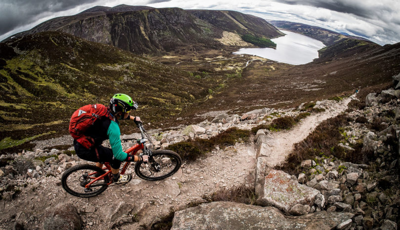 The Best MTB Routes Scotland