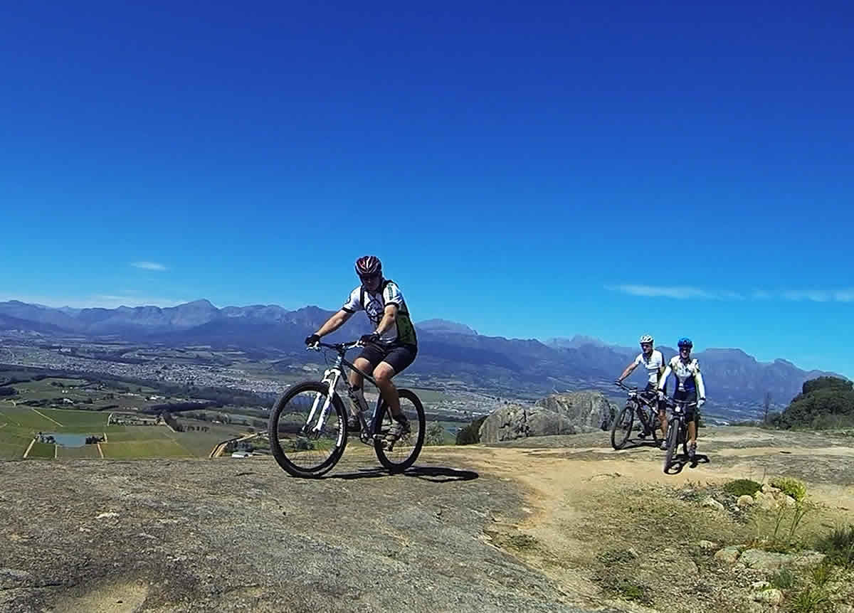 Rhebokskloof mtb trail