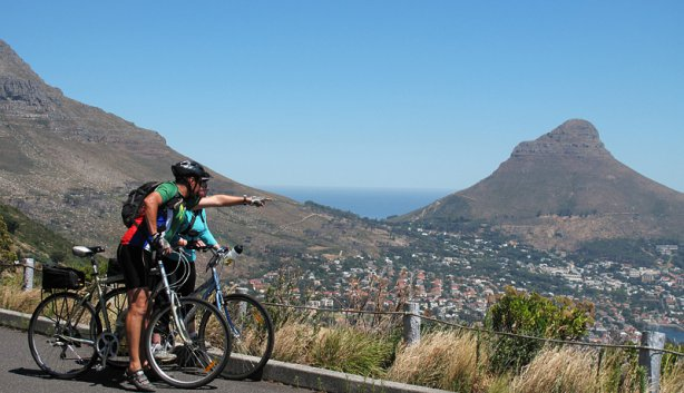 Rhodes Estate Cycle Trail