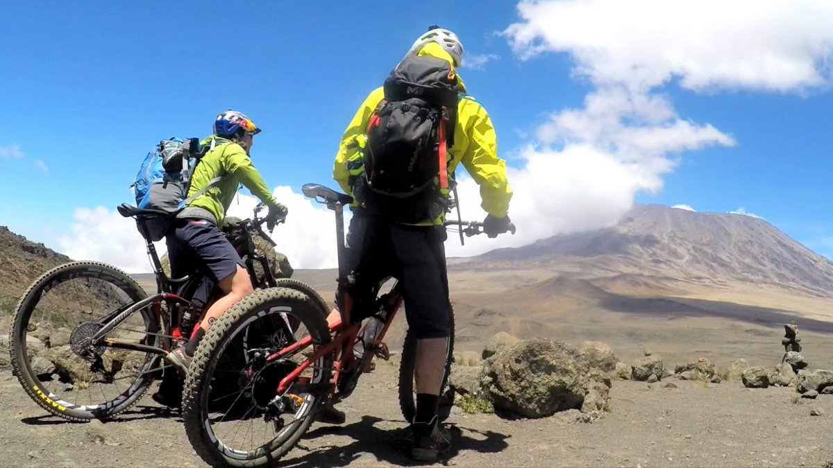 mountain biking destinations in africa